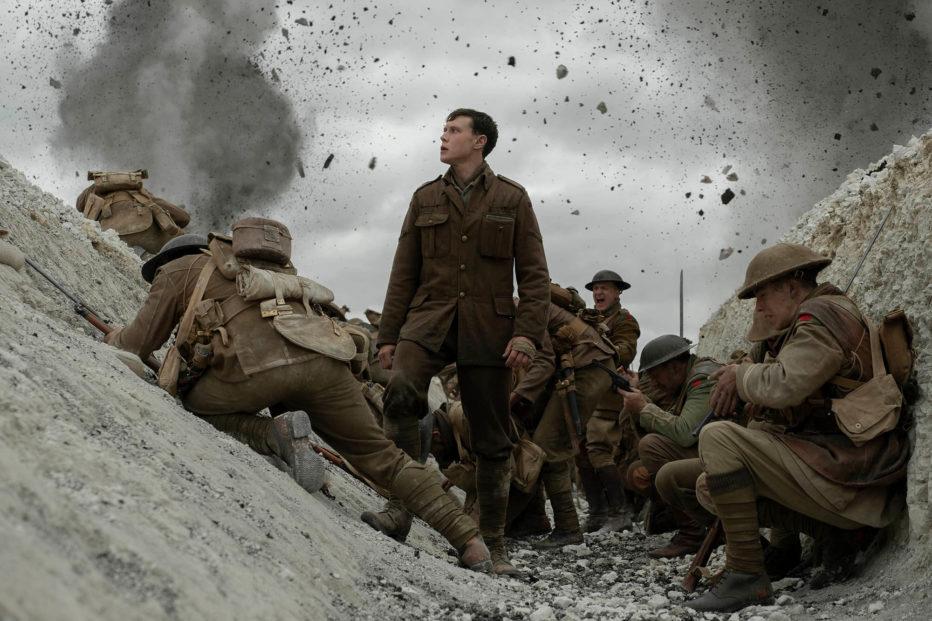 Primer trailer de 1917: Sam Mendes viaja a la I Guerra Mundial