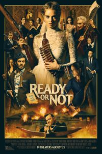 "Poster de la película ""Ready or Not"""