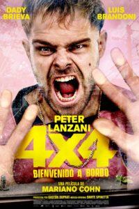"""Poster de la película """"4x4"""""""