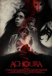 """Poster de la película """"Achoura"""""""