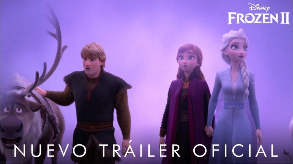 Frozen 2   Nuevo Tráiler Oficial en español