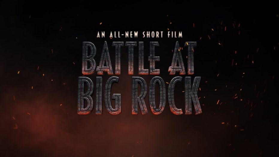 Jurassic World 3 calienta motores con el corto Battle at Big Rock