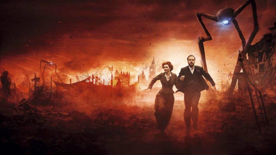 Espectacular primer trailer de la serie de la BBC «La guerra de los mundos»