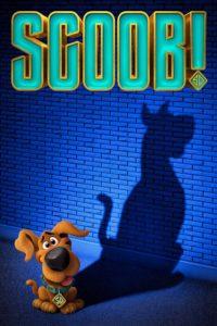 """Poster de la película """"Scoob!"""""""