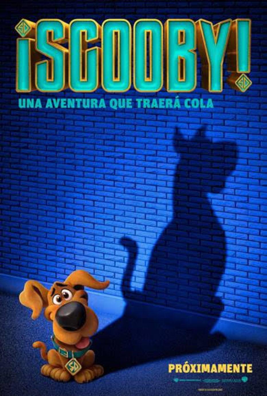 «¡SCOOBY!» – Primer trailer