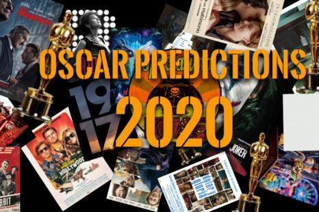 Predicciones para los Oscar 2020