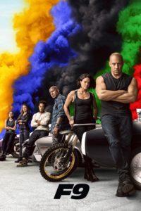 """Poster de la película """"Fast & Furious 9"""""""