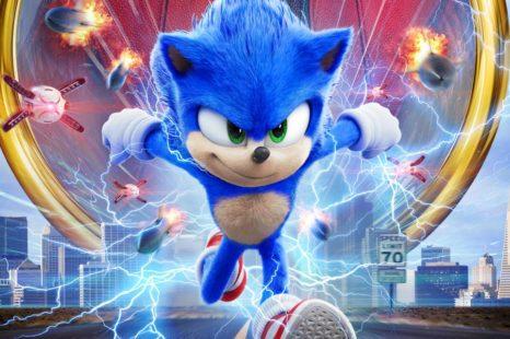 Sonic una película familiar