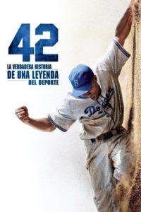 "Poster de la película ""42"""