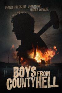 """Poster de la película """"Boys from County Hell"""""""