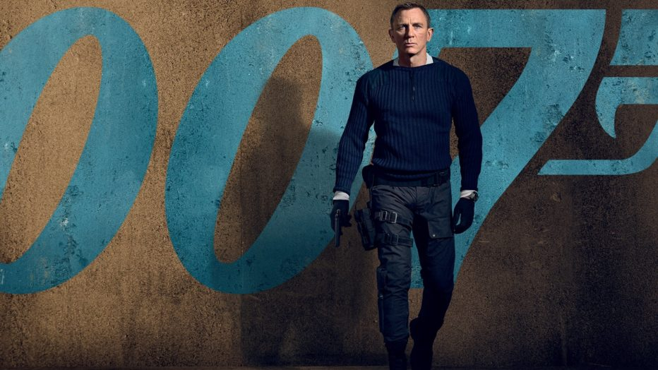 James Bond No time to Die: Trailer final