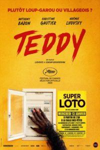 """Poster de la película """"Teddy"""""""