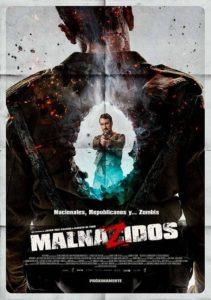 "Poster de la película ""Malnazidos"""