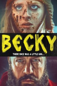 "Poster de la película ""Becky"""