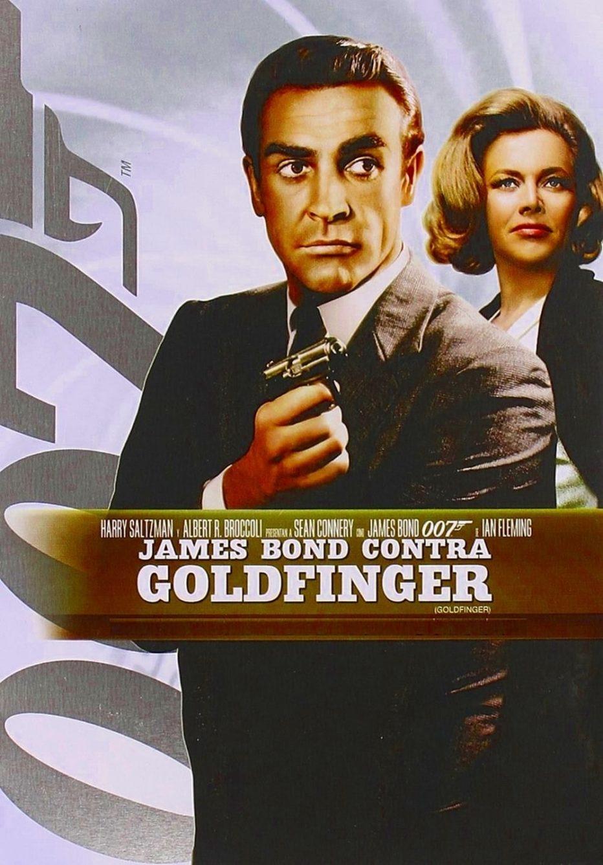 Jams Bond contra Goldfinger