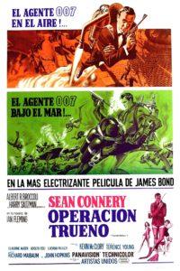 """Poster de la película """"Operación Trueno"""""""