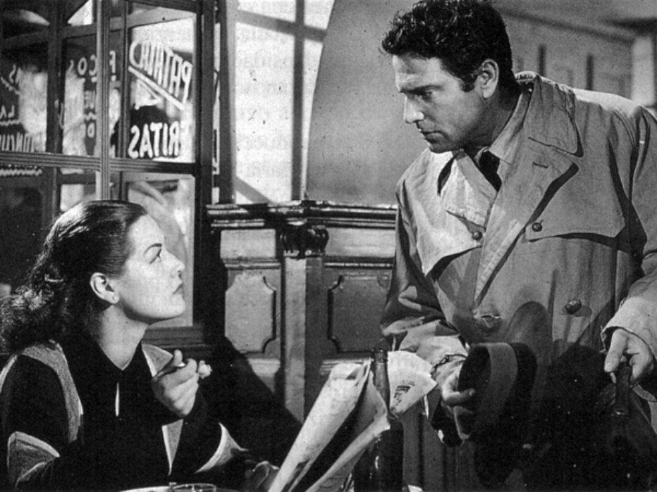 DESCUBRIENDO EL CINE ESPAÑOL: LOS OJOS DEJAN HUELLAS (1952)