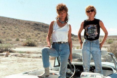 RETRORESEÑA THELMA Y LOUISE (1991)