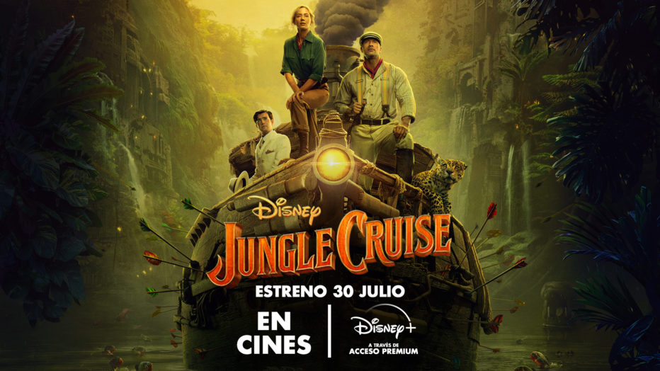 'Jungle Cruise': aventuras de ayer y de hoy
