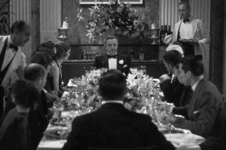 REVISITANDO LA HISTORIA DEL CINE: LA CENA DE LOS ACUSADOS (1934)
