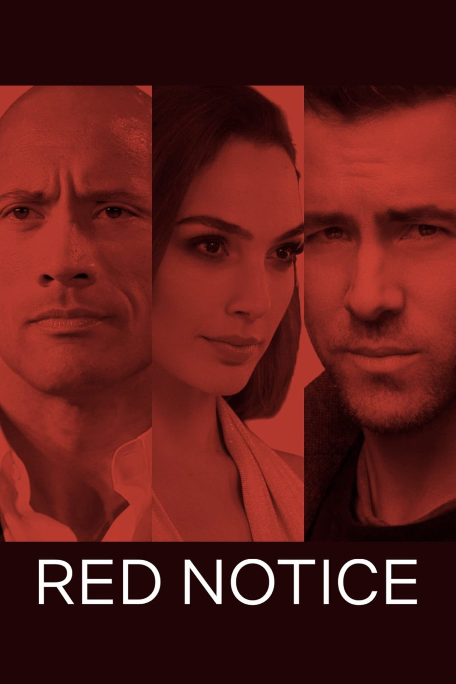 Trailer de Alerta roja: Netflix se gasta la pasta con Ryan Reynolds, Dwayne Johnson y Gal Gadot